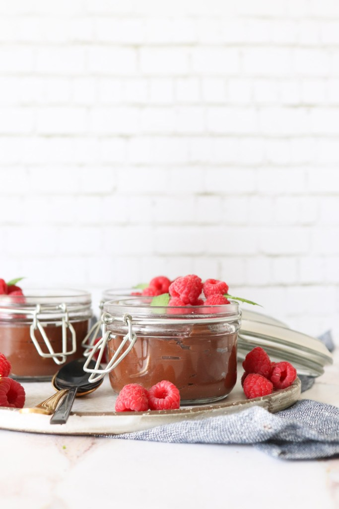 Chokoladebudding Med Baileys