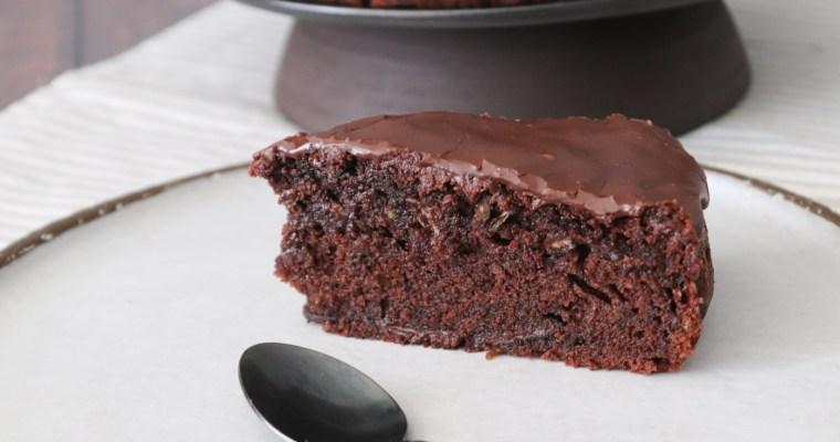 Chokoladekage Med Squash