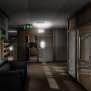 One Late Night New Unity Horror Game In An Office For