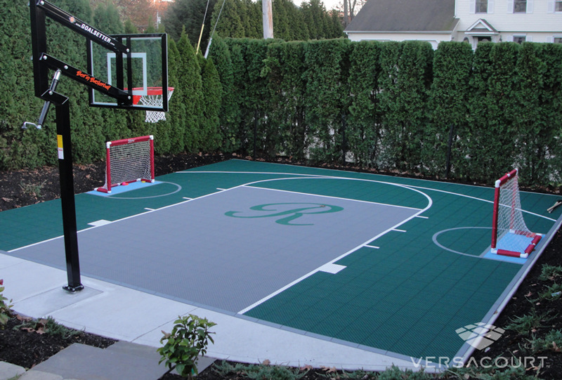 onelawn  Installer of Outdoor Basketball Courts