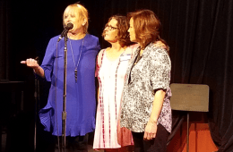 We met the cast of Listen to Your Mother! By Mike Stith