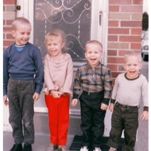 Bart, Linda, Mike, and Steve