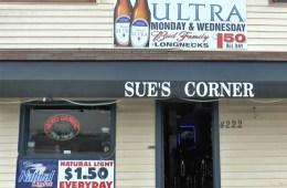 Sue's Corner By Sue Johnson