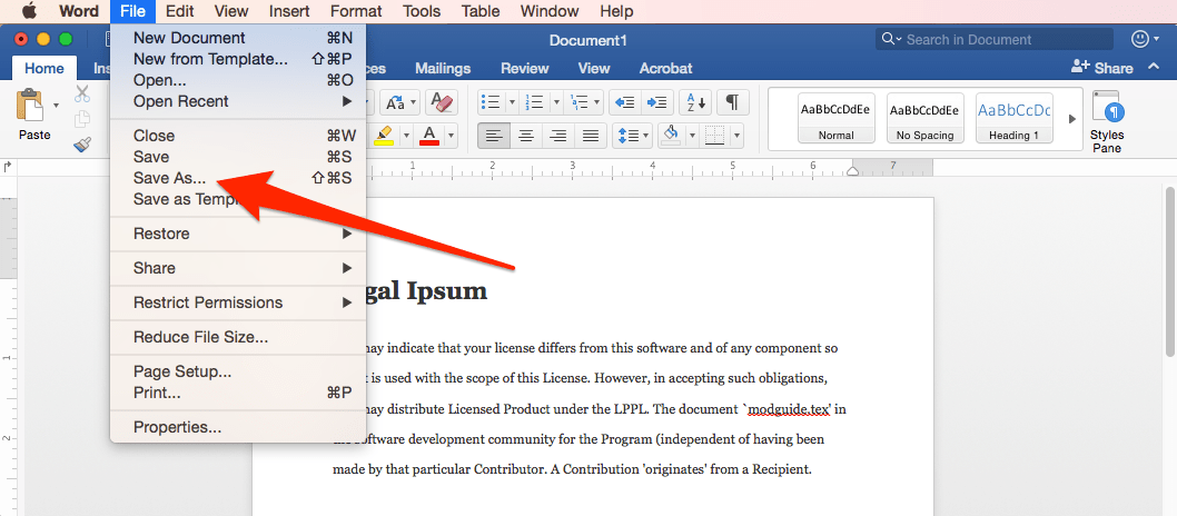 how to make pdf file searchable