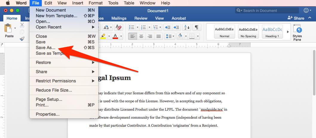 How to Make a PDF Searchable
