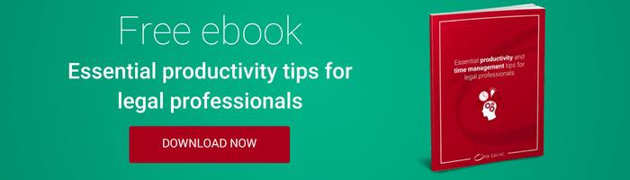 Productivity eBook
