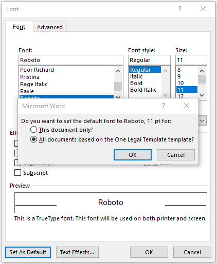how to create templates in microsoft word for legal documents one