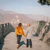8 hour layover in Beijing: visiting the Great Wall