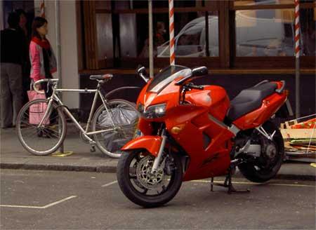 Soho: Bikes