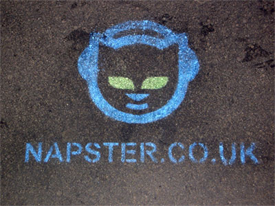 Pavement Napster