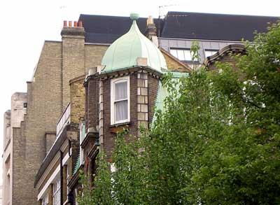 Broadwick Street skyline