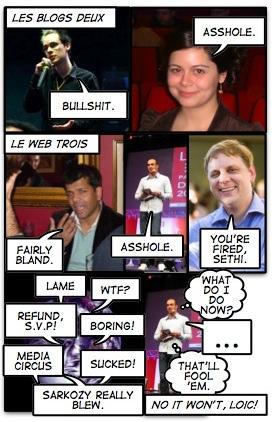 Le Web 3 comic