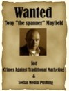 "Tony ""the spanner"" Mayfield"