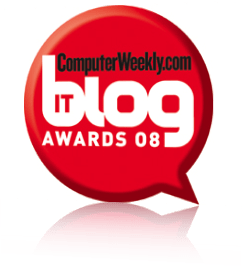 Computer Weekly Blog Awards