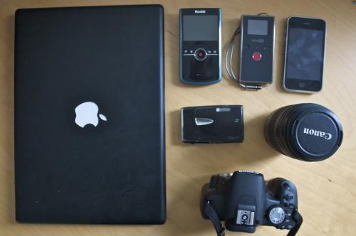 Liveblogging Kit