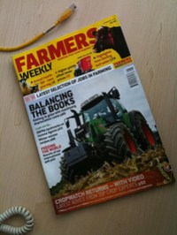 Farmers Weekly and cable