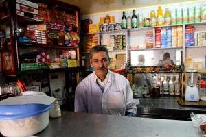 Mohammed, der freundliche Cafe-Besitzer in Tafraoute1