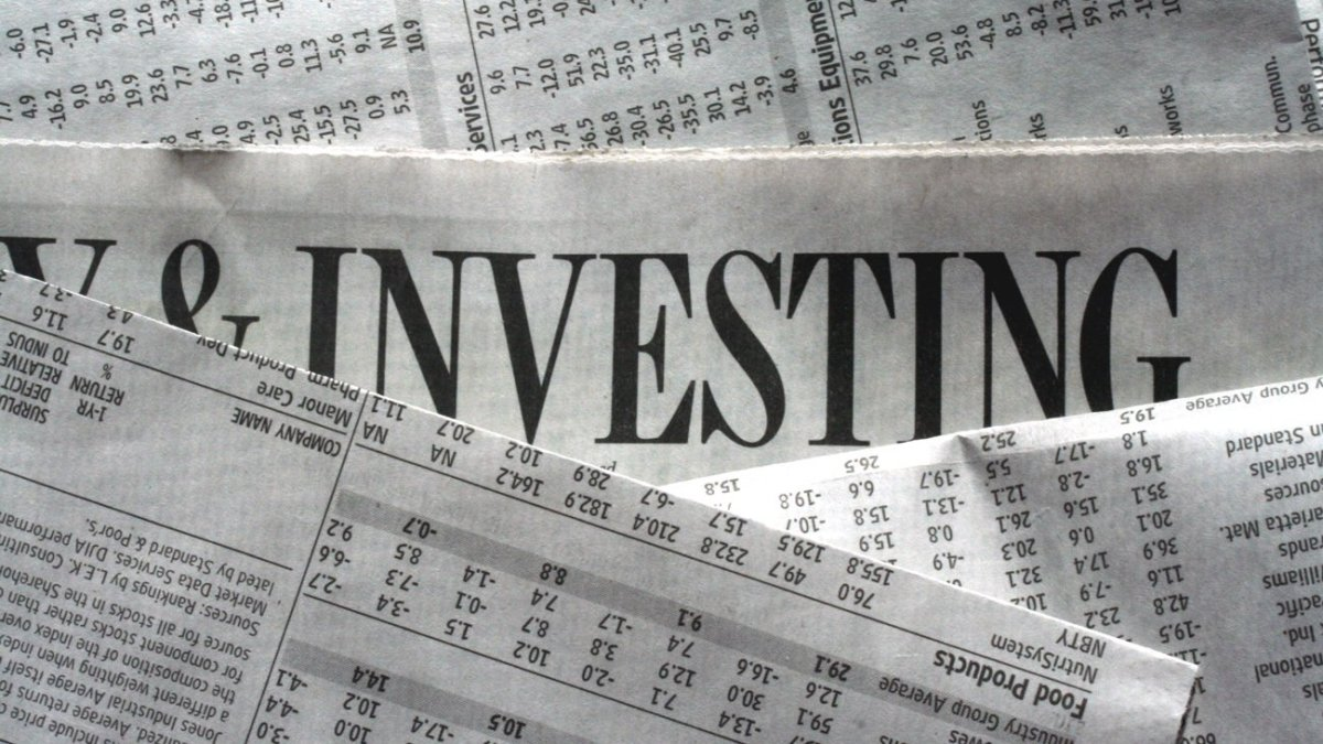 investing cover