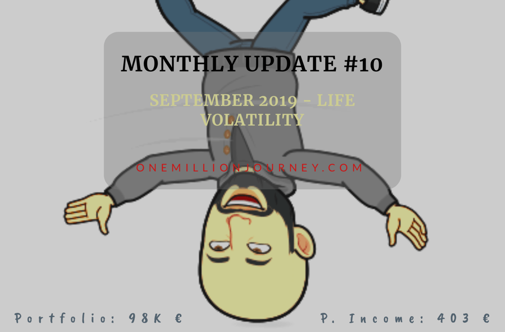 monhtly update september 2019 one million journey