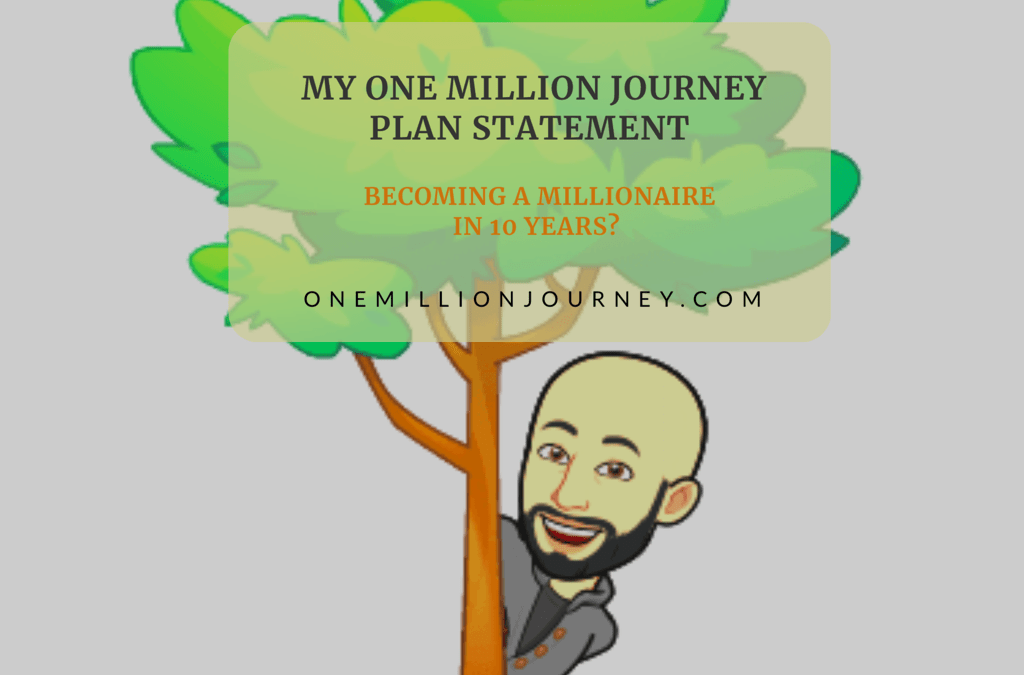 My one million journey statement cover