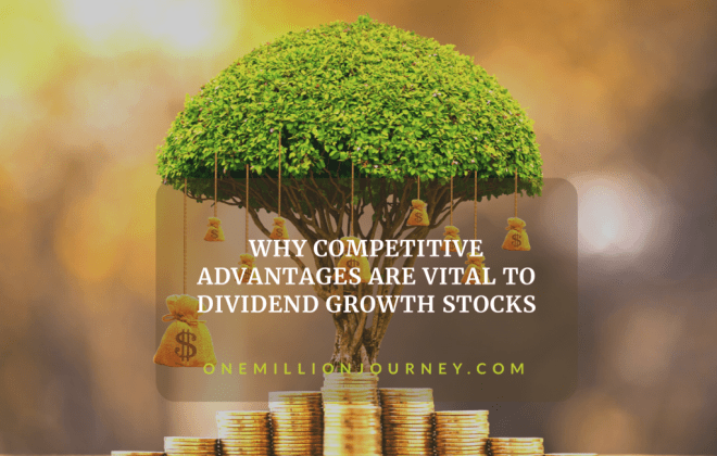Competitive advantages dividend growth stocks
