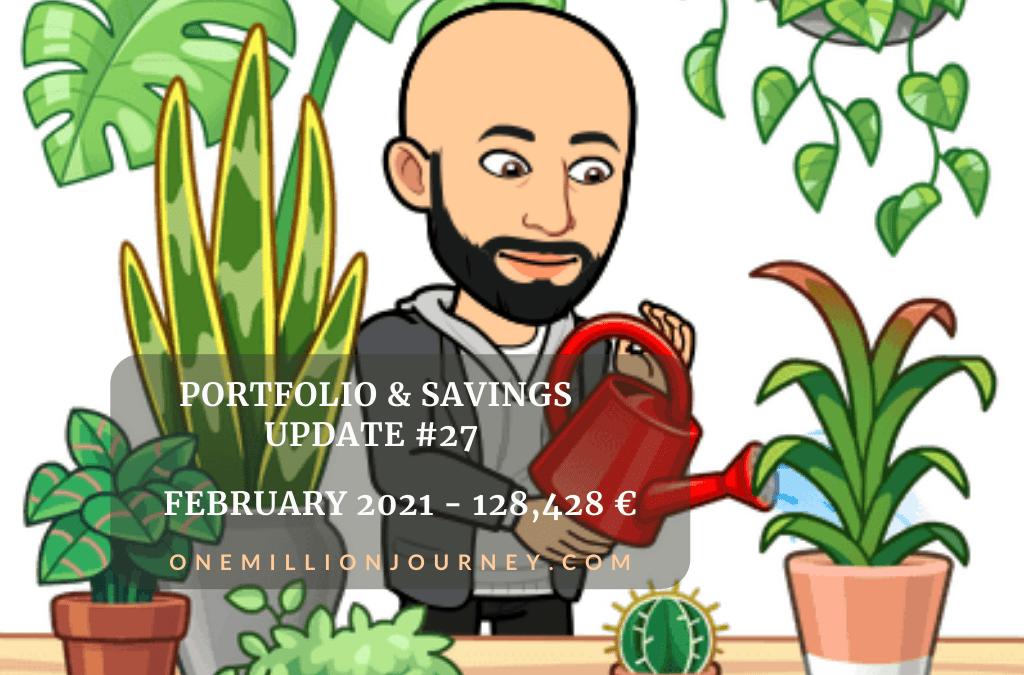 Cover Portfolio Update 27 February 2021