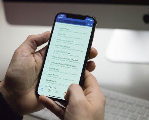 search marketing on social media