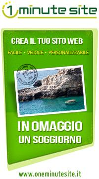 Banner Soggiorno Omaggio