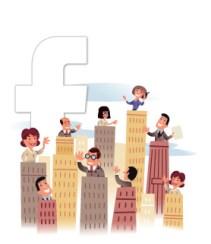 Il tuo sito 1 Minute Site su Facebook
