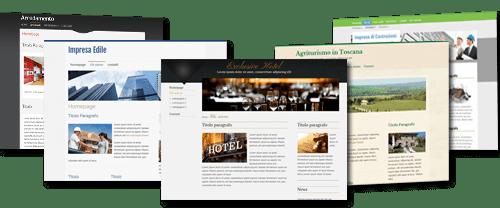 OneMinuteSite - Come Creare Sito Web
