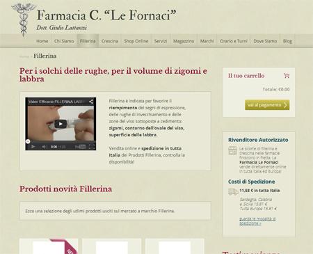 Farmacia Le Fornaci