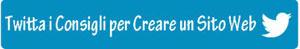 Come creare sito web consigli