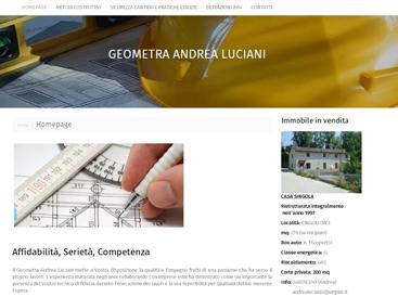 creare sito geometra