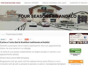 sito per b&b