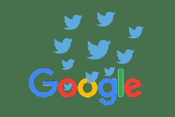 accordo twitter google