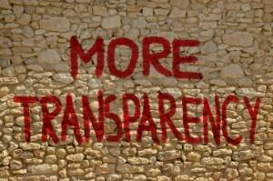 feedback e recensioni trasparenza