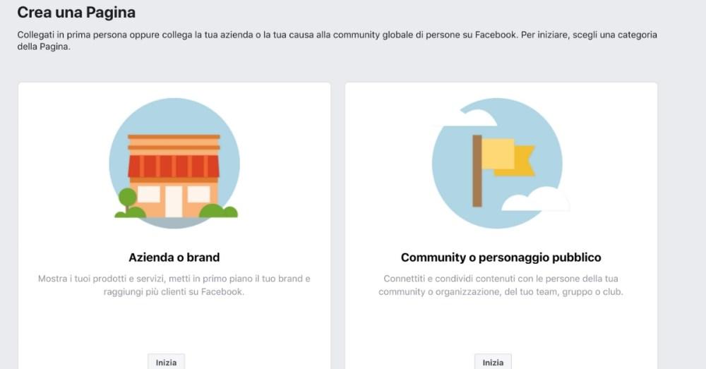 Creare Una Pagina Facebook Aziendale Efficace In 3 Passi