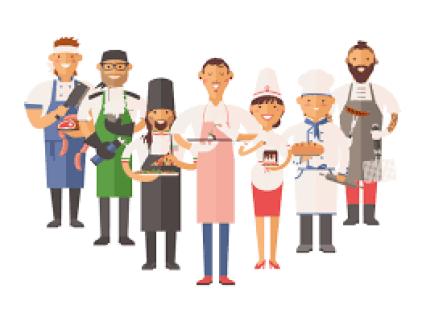 personale del ristorante