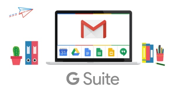 indirizzo e-mail professionale con GSuite