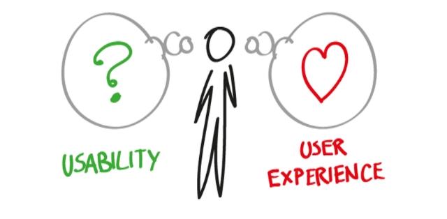 Usability vs UX