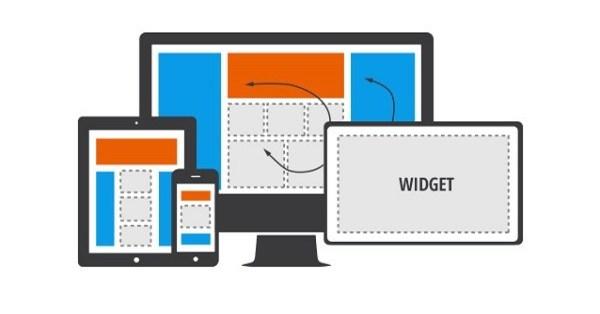 cosa sono i widget