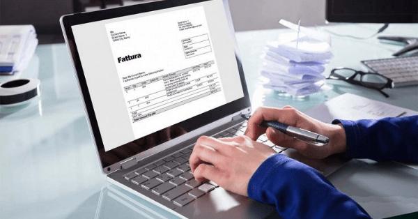 fattura elettronica e-commerce