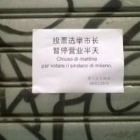 Cinesi, primarie e polemiche noiose