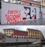 Darsena di Milano donne ribelli e Dax