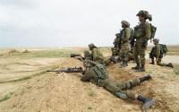 Israeli IDF snipers