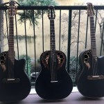Ovation Adamas: the invincible guitar invented by a team of engineers