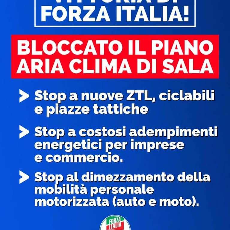 Forza Italia Milano