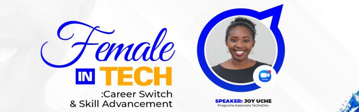 Female in Tech: Career Switch & Skill Advancement - OneNet Servers