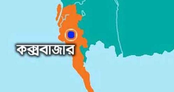 cox bazar map