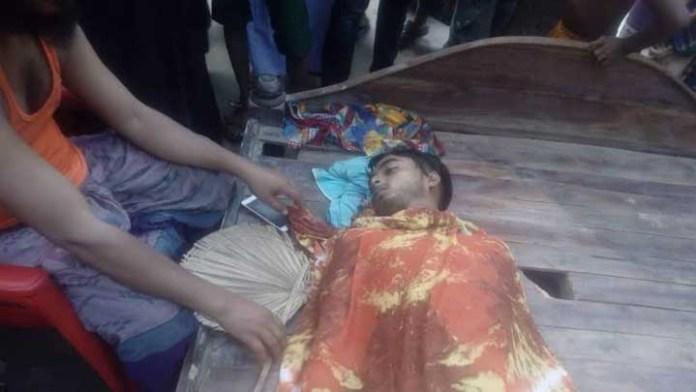 sarsha road accident